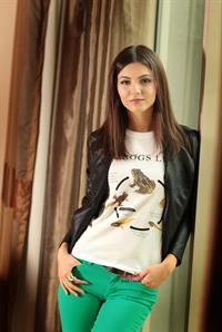 Victoria Justice Andrew Tauber photoshoot 2012