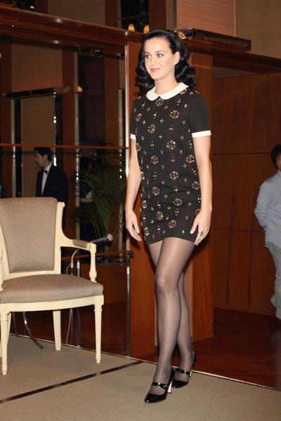 Katy Perry – Prism Album Release in Tokyo 11/5/13