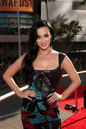 Katy Perry - MTV Music Awards Staples Center in Los Angeles 06.09.12