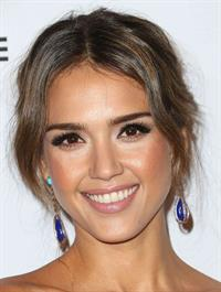Jessica Alba at the 2nd Annual Baby2Baby Gala 11/9/13