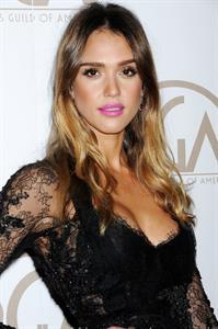 Jessica Alba - PGA in LA (26.01.2013) - 24th Annual Producers Guild Awards at The Beverly Hilton Hotel