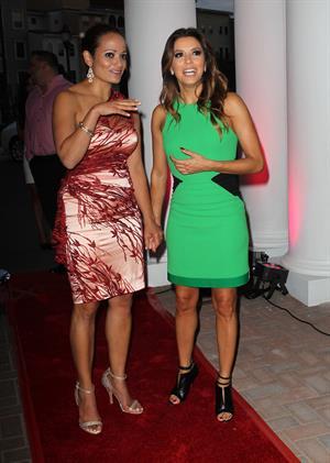 Eva Longoria – 6th Eva's Heroes Casino Night 10/12/13