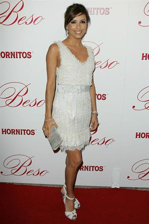 Eva Longoria grand opening celebration of her restaurant Beso in Los Angeles