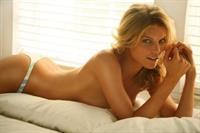 Nicole Boerner in lingerie