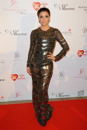 Eva Longoria -  Global Gift Gala  Fundraiser in Paris (May 28, 2012)