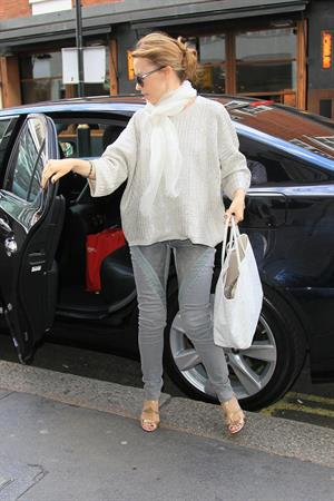 Kylie Minogue in London - September 19, 2012