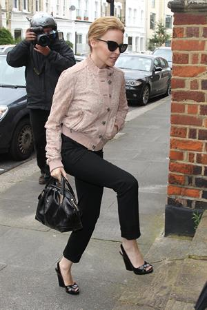 Kylie Minogue - London - July 18, 2012