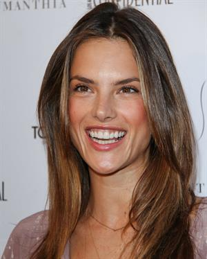 Alessandra Ambrosio Shine on Sierra Leone 5th annual fundraiser in Venice CA May 25, 2011
