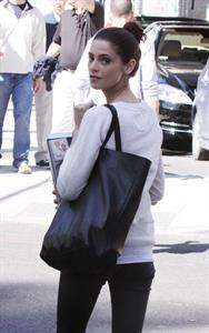 Ashley Greene in New York City on March 14, 2012