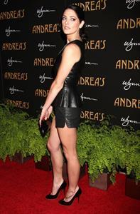 Ashley Greene Andrea's Grand Opening At Wynn Las Vegas, 16 Jan 2013