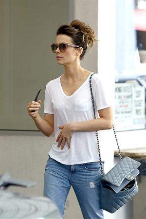 Kate Beckinsale out in Beverly Hills - August 9, 2013