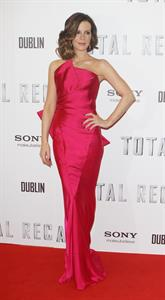 Kate Beckinsale Total Recall Premiere - Ireland 14.08.2012