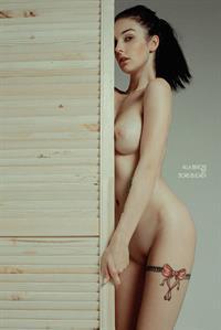 Alla Berger - breasts