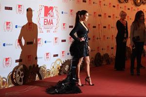 Kim Kardashian MTV EMA's 2012 Frankfurt 11.11.12