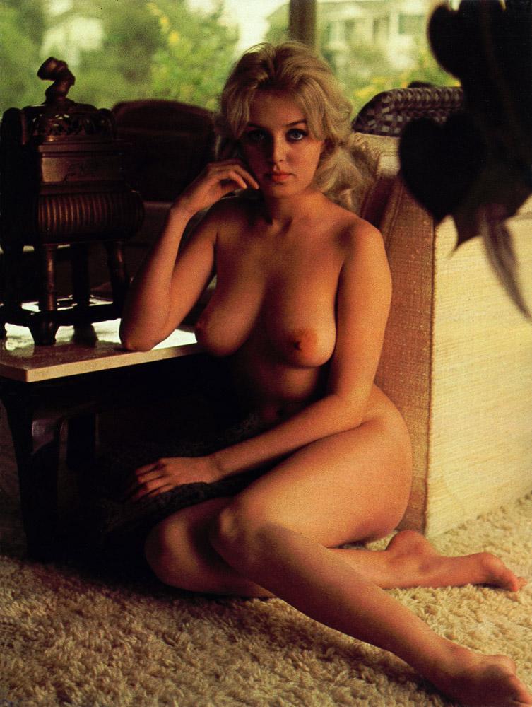 1960s playboy centerfold