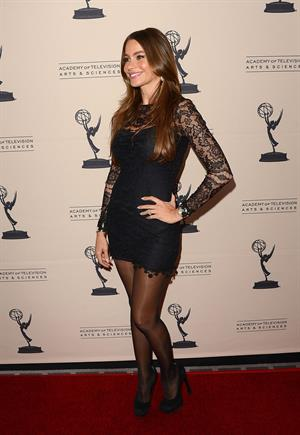 Sofia Vergara - The Academy of Television Arts & Sciences reception, LA (Aug 20, 2012)