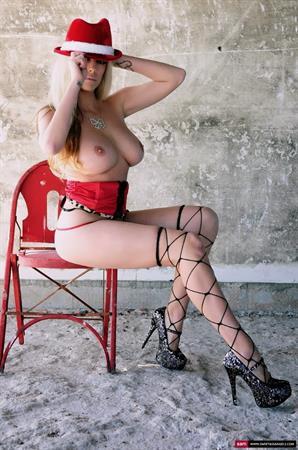 Love Giselle Sexy Santa