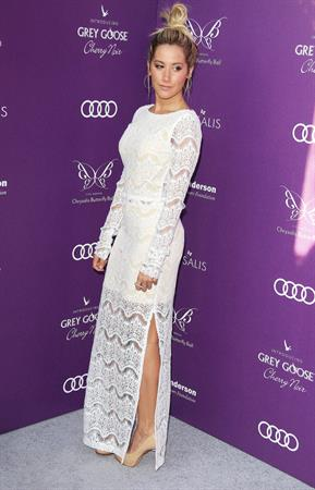 Ashley Tisdale - 11th Annual Chrysalis Butterfly Ball in Los Angeles June 9, 2012