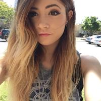 Chrissy Costanza taking a selfie