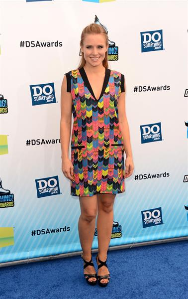 Kristen Bell - Do Something Awards in Santa Monica - August 19, 2012