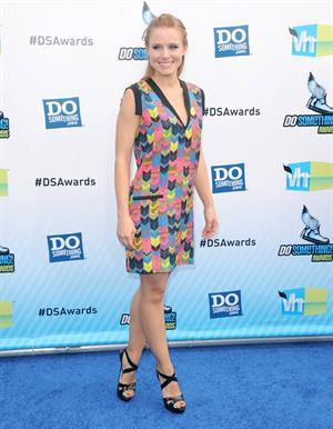 Kristen Bell - Do Something Awards in Santa Monica - August 19, 2012