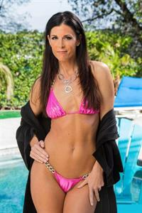 India Summer in a bikini