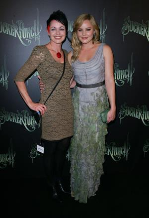 Abbie Cornish at the Sucker Punch Australian Premiere in Sydney 3/4/2011