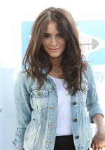 Abigail Spencer Heal the Bays Bring Back the Beach annual awards presentation in Santa Monica on May 17, 2012