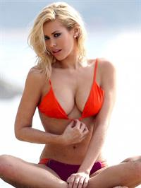 Kennedy Summers in a bikini