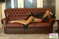 Brenda Logan in lingerie