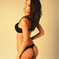 Susanna Canzian in lingerie - ass