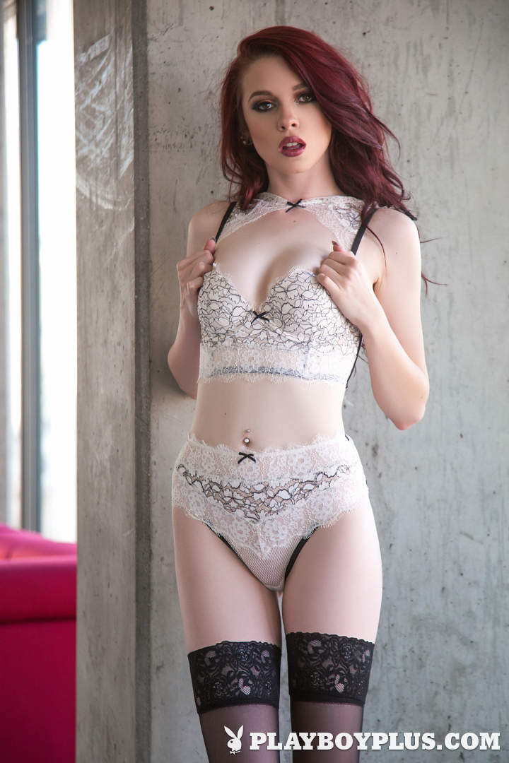Playboy Cybergirl Nico Faye Nude Photos & Videos at Playboy Plus!