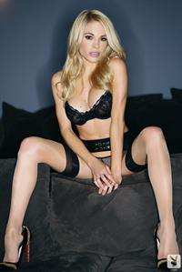 Dani Mathers in lingerie