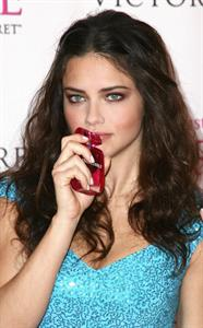 Adriana Lima Incredible by Victoria's Secret Bra Launch on March 1, 2011