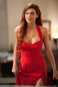 Adrianne Palicki G.I. Joe Retaliation production stills