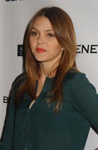 Aimee Teegarden screening of Beneath the Darkness in Los Angeles on January 4, 2011