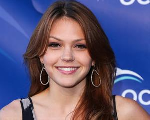 Aimee Teegarden arrives at 2012 Oceana's SeaChange Summer Party on July 29, 2012 in Laguna Beach, California
