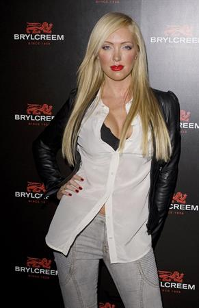 Aisleyne Horgan Wallace Brylcreem Ball Oct 27, 2010
