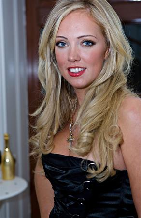 Aisleyne Wallace Bloodlust Ball in London Oct 2008