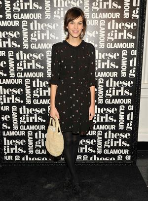 Alea Chung Glamour Presents 'These Girls' at Joe's Pu' in New York - October 8, 2012