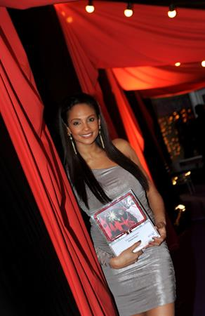 Alesha Dixon - Visit London awards - 8th Dec 2010