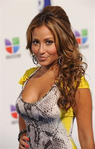 Adrienne Bailon at the Premios Juventud Awards in Coral Gables Florida 21.07.11