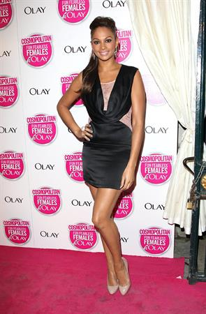 Alesha Dixon - Cosmopolitan Ultimate Women of the year Awards at Banqueting House in London - England