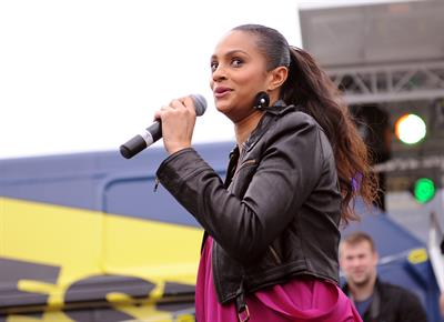 Alesha Dixon - Best Buy Nottingham - May 28, 2011