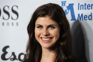Alexandra Daddario attends the Esquire House LA opening night event 15 10 10
