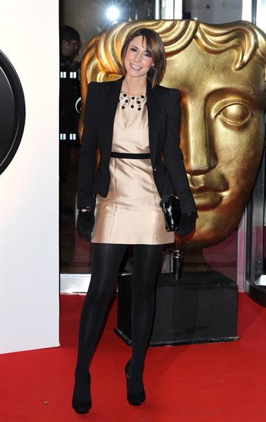 Alex Jones Bafta Children's Awards on November 28, 2010