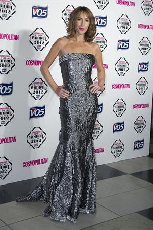 Alex Jones Cosmo Ultimate Women Awards,London - October 30, 2012