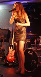 Alice Barlow St Annes Hospice charity event October 31, 2010