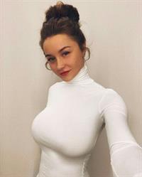 Olga Katysheva taking a selfie