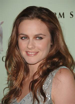 Alicia Silverstone attends Farm Sanctuary's 20th anniversary gala